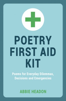 Poetry First Aid Kit by Abbie Headon from Vearsa in General Novel category