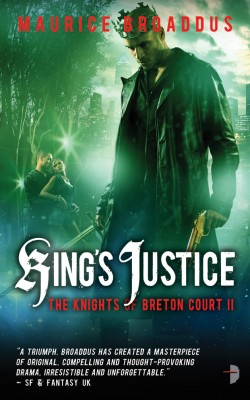 King's Justice by Maurice Broaddus from Vearsa in General Novel category