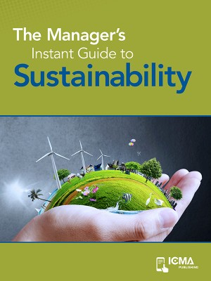 The Manager's Instant Guide to Sustainability  by Mary  L.  Walsh from Vearsa in Finance & Investments category