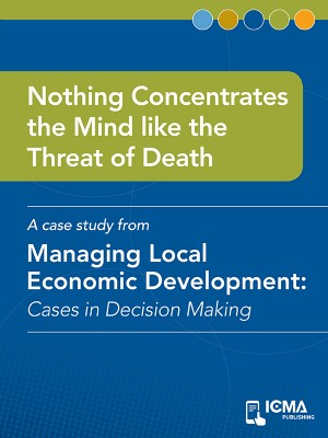 Nothing Concentrates the Mind like the Threat of Death by James  M.  Banovetz from Vearsa in Finance & Investments category