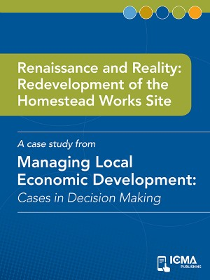 Renaissance and Reality: Redevelopment of the Homestead Works Site by Mary Jane  Kuffner Hirt from Vearsa in Finance & Investments category