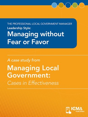 Managing without Fear or Favor by Larry  M.  Comunale from Vearsa in Finance & Investments category
