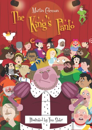 The King's Panto for Tablet Devices by Tim		 Slater from Vearsa in Teen Novel category