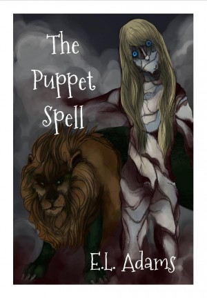 The Puppet Spell by E. L. Adams from Vearsa in Teen Novel category