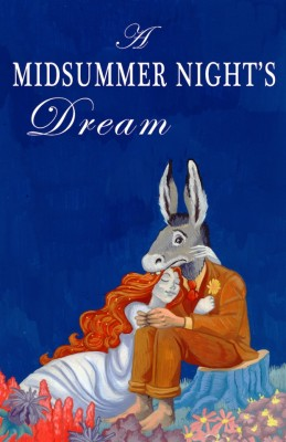 A Midsummer Night's Dream by William Shakespeare from Vearsa in General Novel category