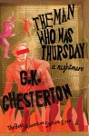 The Man Who Was Thursday by G.K. Chesterton from  in  category