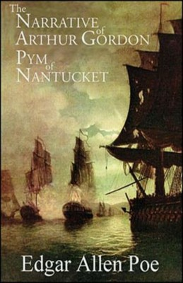 The Narrative of Arthur Gordon Pym of Nantucket by Edgar Allan Poe from Vearsa in General Novel category