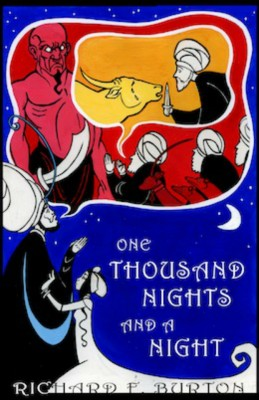 One Thousand Nights and a Night by Richard Burton from Vearsa in Romance category