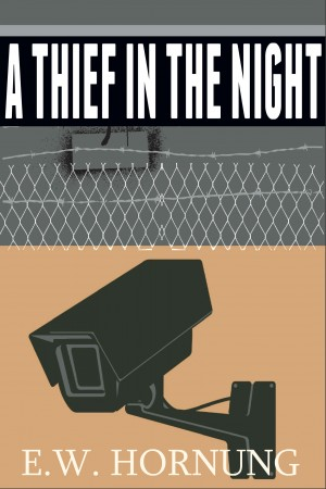 A Thief in the Night by EW Hornung from Vearsa in General Novel category