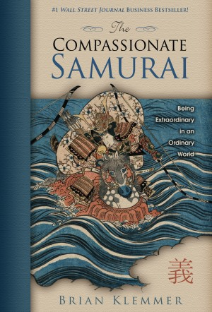 The Compassionate Samurai by Brian Klemmer from Vearsa in Lifestyle category