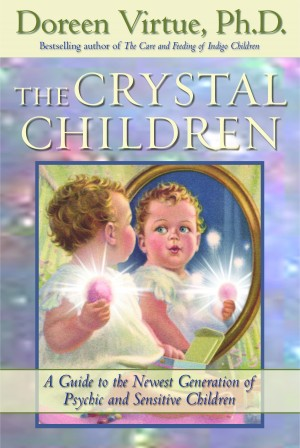 The Crystal Children by Doreen Virtue from  in  category