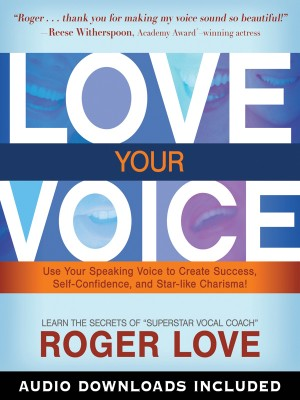 Love Your Voice by Roger Love from Vearsa in Lifestyle category
