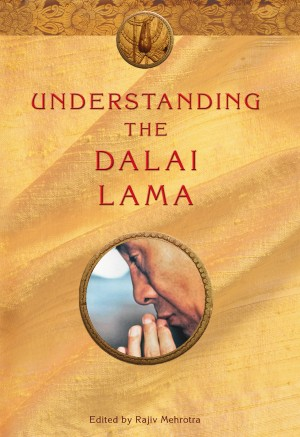 Understanding the Dalai Lama by Rajiv Mehrotra from Vearsa in Religion category