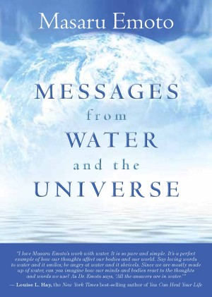 Messages from Water and the Universe by Masaru Emoto from Vearsa in Religion category