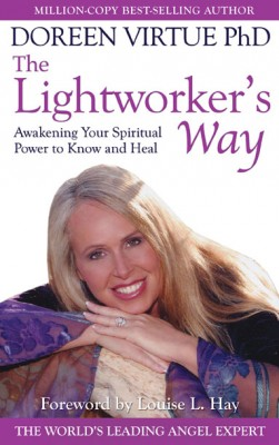 The Lightworker's Way by Doreen Virtue from Vearsa in Religion category