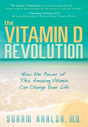 The Vitamin D Revolution by Soram Khalsa from Vearsa in Family & Health category