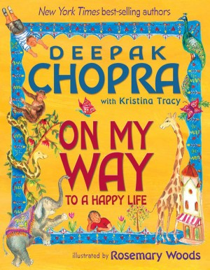 On My Way to a Happy Life by Deepak Chopra from Vearsa in Teen Novel category