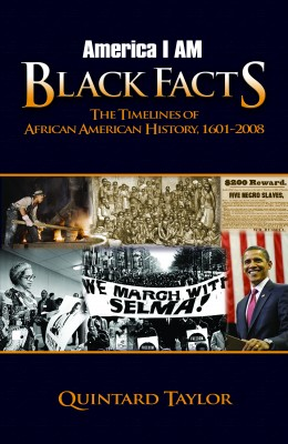 America I AM Black Facts by Quintard Taylor from Vearsa in Science category