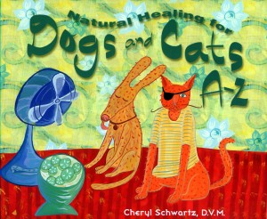 Natural Healing for Dogs and Cats A-Z by Cheryl Schwartz from Vearsa in Family & Health category
