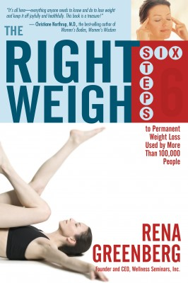 The Right Weigh by Rena Greenberg from Vearsa in Family & Health category