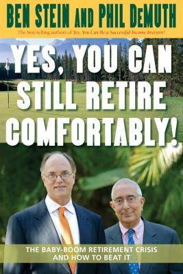 Yes, You Can Still Retire Comfortably! by Phil DeMuth from Vearsa in Finance & Investments category