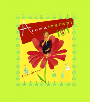 Aromatherapy 101 by Karen Downe from Vearsa in Family & Health category