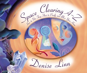 Space Clearing A-Z by Denise Linn from Vearsa in Religion category
