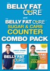 The Belly Fat Cure Combo Pack by Jorge Cruise from  in  category