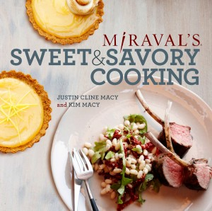 Miraval's Sweet & Savory Cooking by Kim Macy from Vearsa in General Novel category