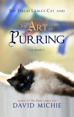 The Dalai Lama's Cat and the Art of Purring by David Michie from Vearsa in General Novel category