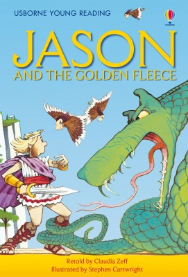 Jason and the Golden Fleece by Claudia Zeff from Vearsa in Teen Novel category