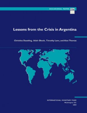 Lessons from the Crisis in Argentina by Christina Daseking from Vearsa in Finance & Investments category