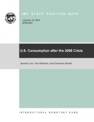 U.S. Consumption after the 2008 Crisis by Jaewoo Lee from Vearsa in Finance & Investments category