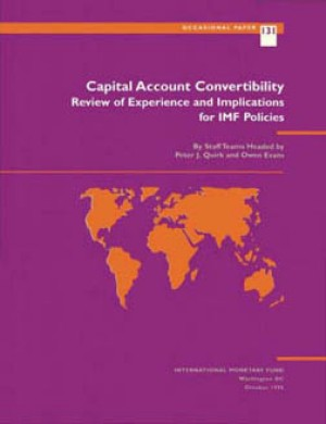Capital Account Convertibility: Review of Experience and Implications for IMF Policies by Owen Evens from Vearsa in Finance & Investments category