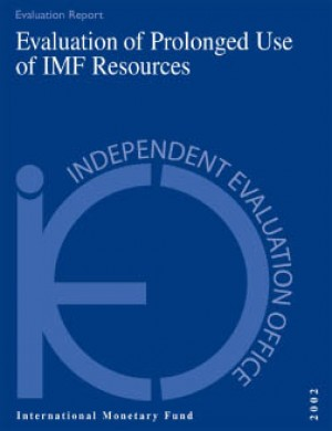 Evaluation of Prolonged Use of IMF Resources by International Monetary Fund from Vearsa in Finance & Investments category