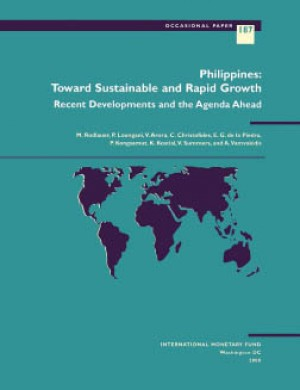 Philippines: Toward Sustainable and Rapid Growth by Markus Rodlauer from Vearsa in Finance & Investments category
