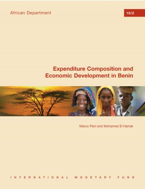 Expenditure Composition and Economic Development in Benin by Mohamed El Harrak from Vearsa in Finance & Investments category