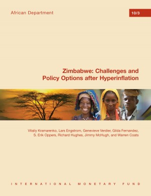 Zimbabwe: Challenges and Policy Options after Hyperinflation by International Monetary Fund from Vearsa in Finance & Investments category