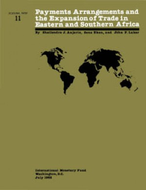 Payments Arrangements and the Expansion of Trade in Eastern and Southern Africa by Sena Eken from Vearsa in Finance & Investments category