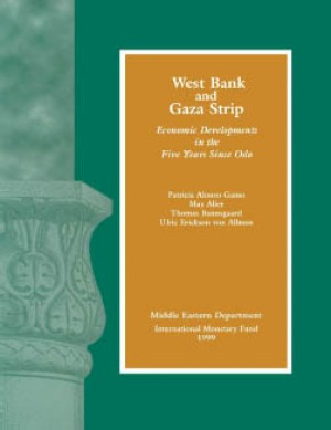 West Bank and Gaza Strip: Economic Developments in the Five Years Since Oslo by International Monetary Fund from Vearsa in Finance & Investments category