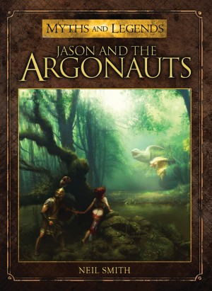 Jason and the Argonauts by Jose Daniel Cabrera Pe-a from Vearsa in General Novel category