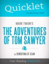 Quicklet On Mark Twain's The Adventures of Tom Sawyer by Christina  St-Jean from  in  category