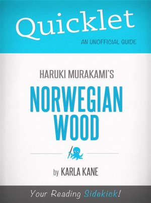 Quicklet on Norwegian Wood by Haruki Murakami by Karla Kane from Vearsa in General Novel category