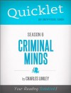 Quicklet on Criminal Minds Season 6 (CliffNotes-like Summary, Analysis, and Review) by Charles Limley from  in  category