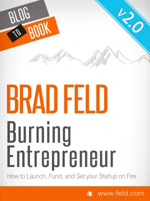 Brad Feld's Burning Entrepreneur - How to Launch, Fund, and Set Your Start-Up On Fire! by Brad Feld from  in  category