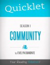 Quicklet on Community Season 1 (TV Show) by Evelyn  Dumonte from  in  category