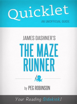 Quicklet on James Dashner's The Maze Runner by Peg Robinson from Vearsa in General Novel category