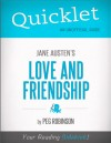 Quicklet on Jane Austen's Love and Friendship (CliffNotes-like Summary) by Dolly  Tavasieff from  in  category