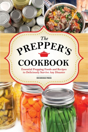 The Preppers Cookbook by Rockridge Press from Vearsa in General Novel category