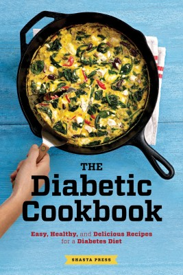The Diabetic Cookbook by Shasta Press from Vearsa in Family & Health category